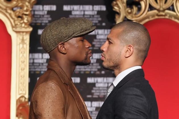Mayweather vs. Cotto: 6 Subplots to the Fight