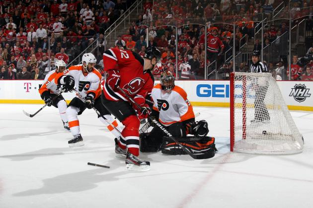 Flyers vs. Devils: Ilya Kovalchuk and the 3 Stars of Game 3