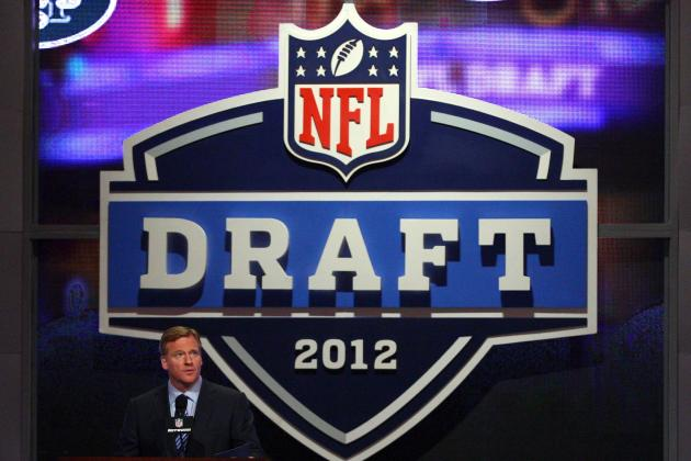 2012 NFL Draft Grades: Report Card Grades for Every UDFA Class