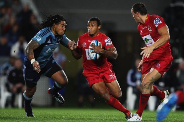 Super Rugby 2012: 4 Teams Guaranteed to Lose in Round 11