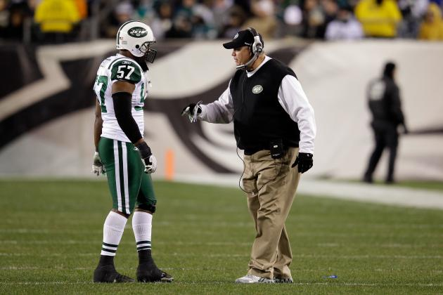 Rex Ryan and 3 NFL Coaches Who Should Be Worried in 2012