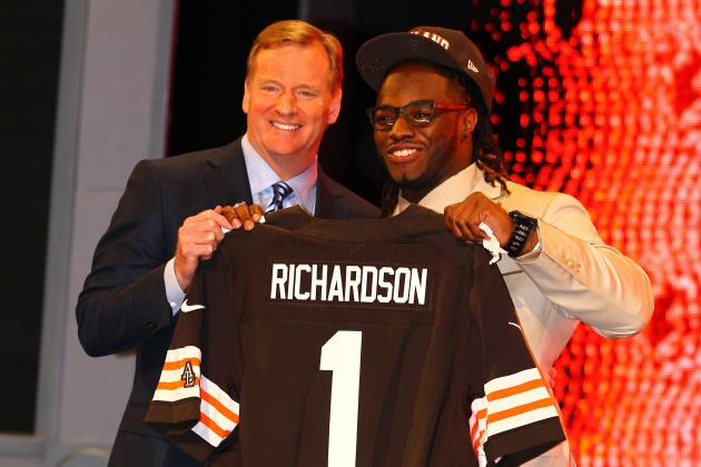 Cleveland Browns: Reviewing Their 2012 NFL Draft