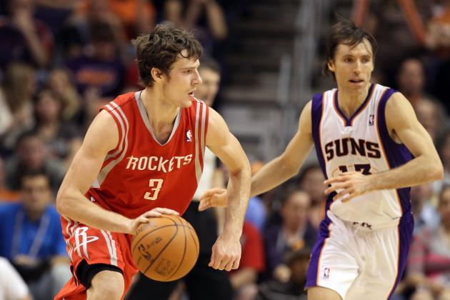 NBA Free Agency 2012: 4 Moves Houston Rockets Need to Be a Playoff Team Again