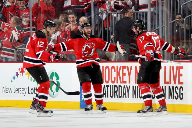 NHL Playoffs 2012: 5 Things the Devils Must Do to Keep Control of Their Series