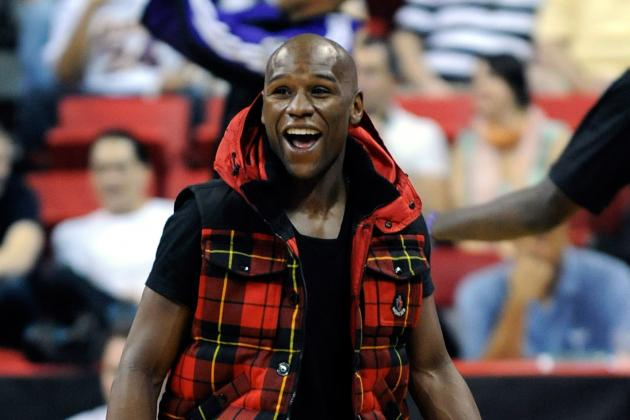 Floyd Mayweather and the Most Obnoxious Athletes in Sports History