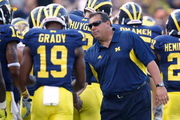 Michigan Football: Latest News, Injuries and Team Updates