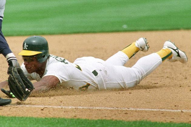 Rickey Henderson and the 25 Greatest Leadoff Men in Baseball History