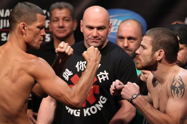 UFC on Fox 3 Results: Nate Diaz vs. Jim Miller Fight Card