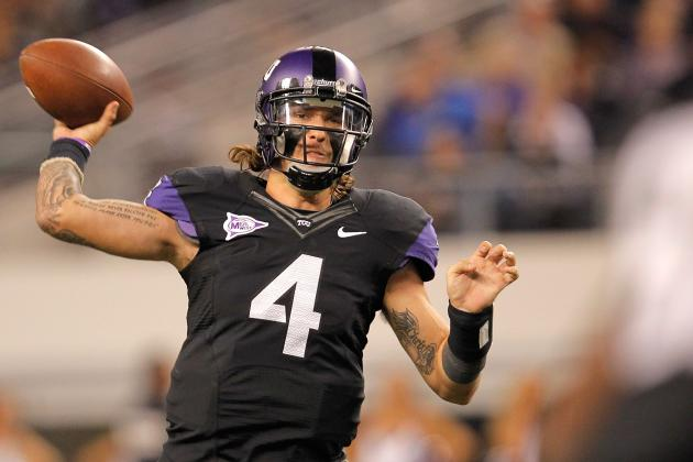 TCU Football: 5 Reasons Casey Pachall Will Contend for Heisman
