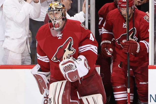 NHL Playoffs 2012: 8 Rising Stars of This Year's Postseason