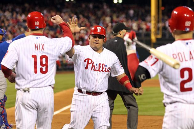Carlos Ruiz: Why the Phillies' Catcher Deserves to Start the 2012 All Star Game