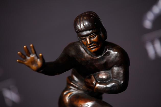 From Barry Sanders on Down, Power Ranking the Heisman Trophy Winners