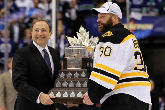 NHL Playoffs 2012: Early Favorites for the Conn Smythe Trophy
