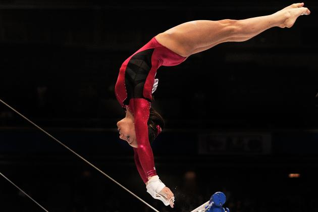 Summer Olympics 2012: Women in the Hunt for a Spot on the US Gymnastics Team