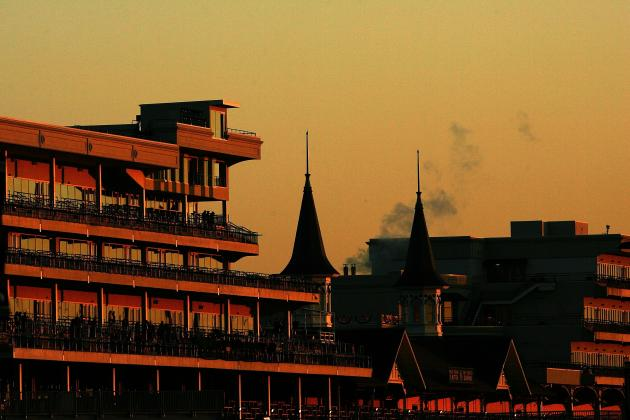 Kentucky Derby 2012 Post Positions: Where the Top Contenders Are Slotted