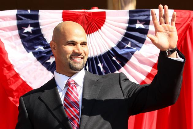 10 Reasons the St. Louis Cardinals Were Smart to Let Albert Pujols Go