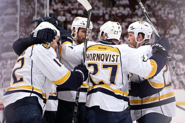 NHL Playoffs 2012: 4 Things the Predators Need to Improve Against the Coyotes