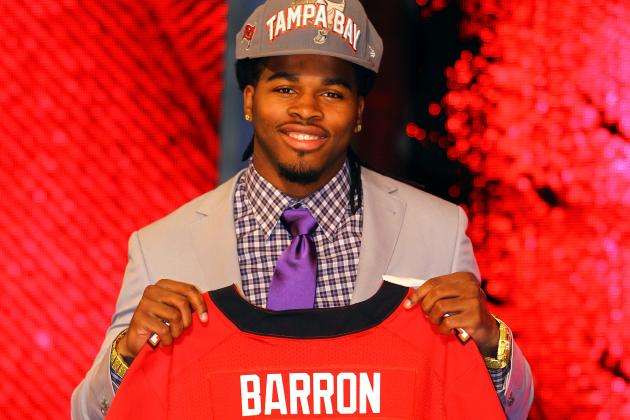 Tampa Bay Buccaneers: Reviewing Their 2012 NFL Draft
