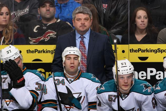 San Jose Sharks: 5 Possible Replacements If Todd McLellan Is Fired
