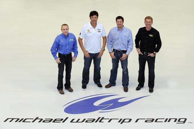 Seven Reasons Why Michael Waltrip Racing Is a Sprint Cup Contender