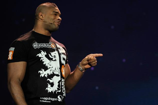 What Options Does the UFC Have for Alistair Overeem When He Returns?