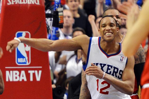 NBA Playoffs 2012: Game 3 Grades for Philadelphia 76ers