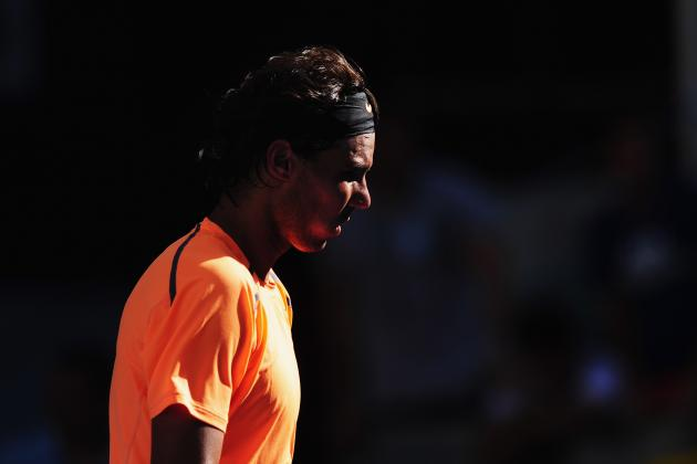 French Open 2012: Each ATP Top 10 Player's Odds of Reaching the Finals
