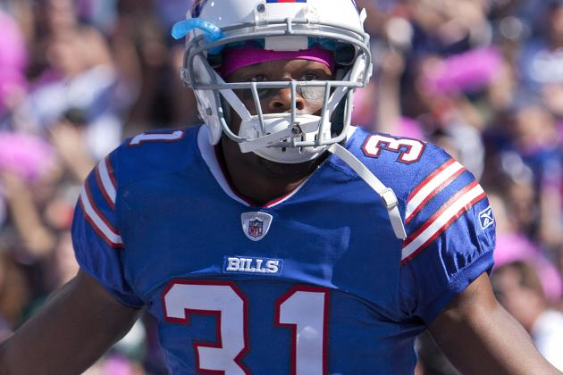 Buffalo Bills: Jairus Byrd and 4 Players the Bills Must Re-Sign Now