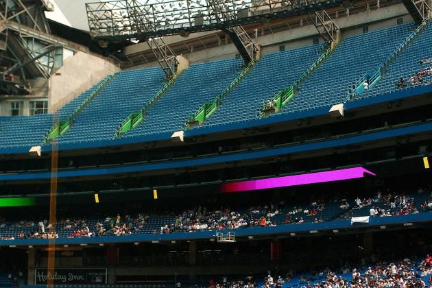 Toronto Blue Jays: 6 Ways to Fix Awful 2012 Attendance Numbers