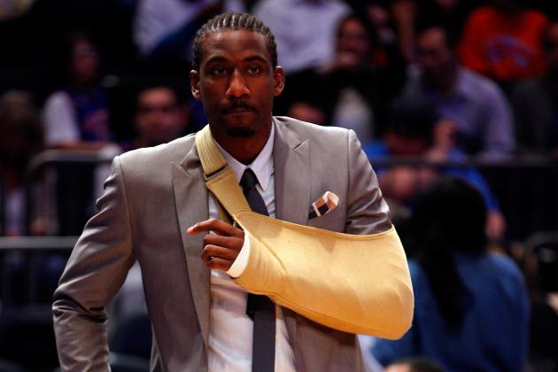New York Knicks: Amar'e Stoudemire Offseason Trade Ideas