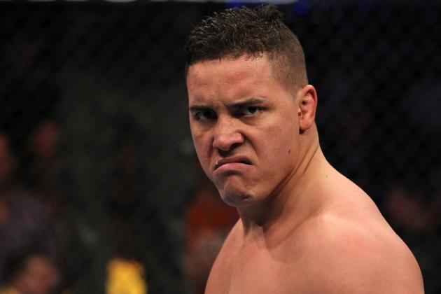 UFC on Fox 3 Results: 4 Reasons Pat Barry Needs to Stay on the UFC Roster