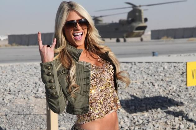 The 25 Hottest Female Wrestlers Right Now
