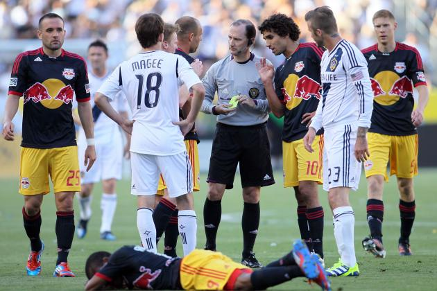 Los Angeles Galaxy vs. New York Red Bulls: 6 Things We Learned