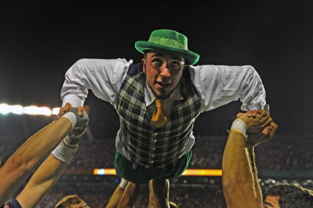 Notre Dame Football Recruiting: An Early Look at the Top Commits for 2013