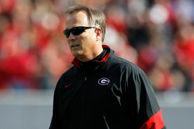 Georgia Football: 5 Things That Will Keep Mark Richt Up at Night