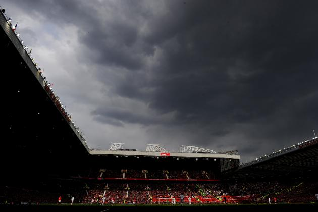Manchester United vs. Swansea: Rating the United Players at Old Trafford
