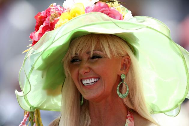 Kentucky Derby Hats 2012: The Best and Worst of 2012