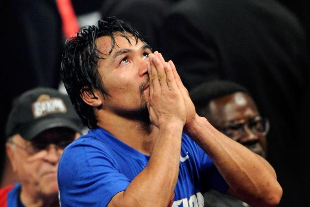 Mayweather vs Pacquiao: What Pacquiao Must Do to Make Super Fight Happen