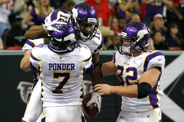 10 Reasons the Minnesota Vikings' 2012 Record Will Be Better Than Last Season