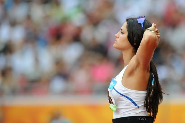 The 25 Sexiest Track Stars