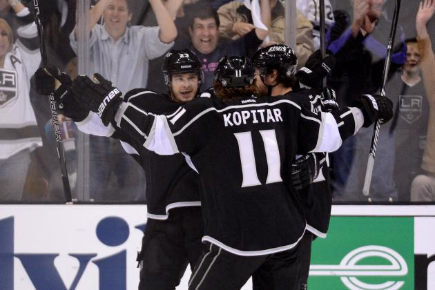 2012 Los Angeles Kings and Biggest Cinderellas in Stanley Cup Playoff History