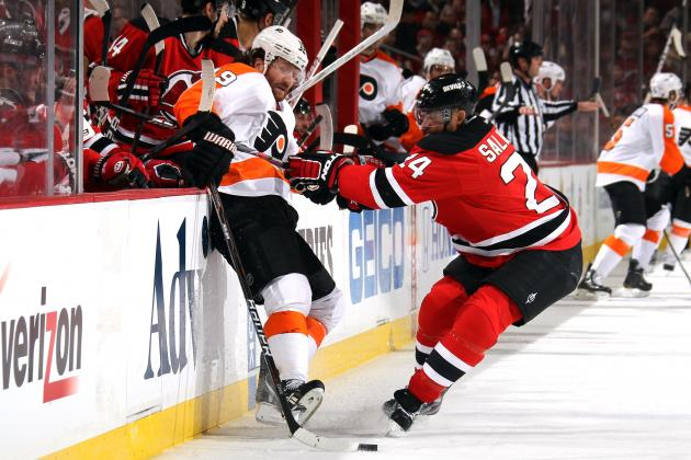 2012 Stanley Cup Playoffs: 4 Predictions for Devils vs. Flyers Game 4