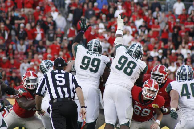Michigan State Football: 7 Most Distinctive Wins in the Past 3 Seasons