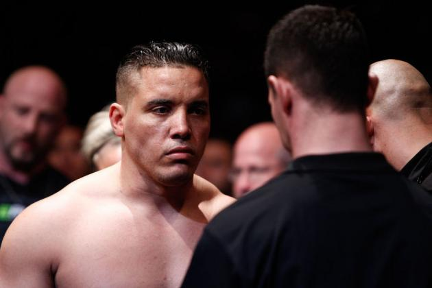Pat Barry vs. Lavar Johnson Results: Fights for Barry to Take Next