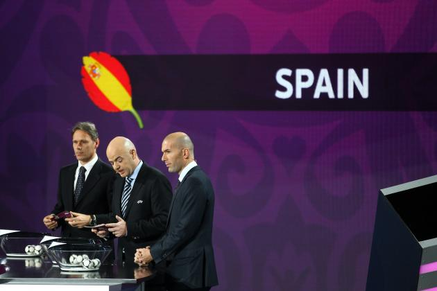 Euro 2012: 10 People and 2 Factors Crucial for Spain's Victory