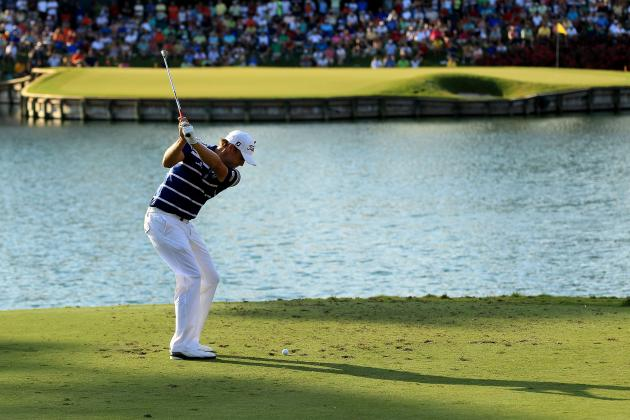 Players Championship 2012: Power Ranking Hardest Holes at Golf's Fifth Major