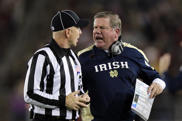 Notre Dame Football: 5 Things That Will Keep Brian Kelly Up at Night