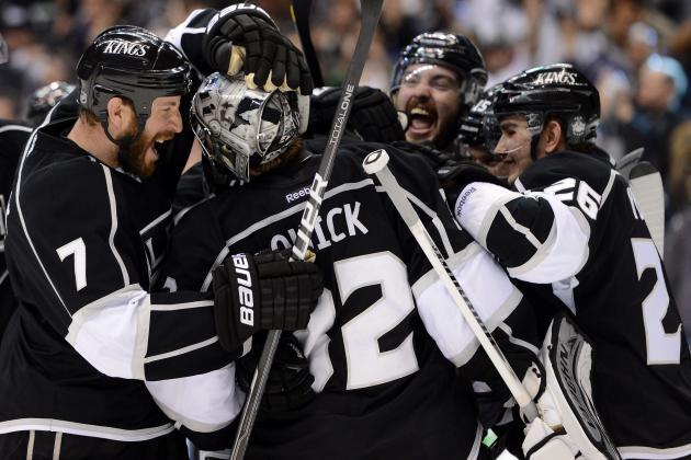 NHL Playoffs: 8 Reasons Los Angeles Kings Have Emerged as Stanley Cup Favorites