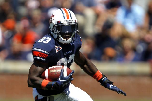 Auburn Football: Top 5 Positions of Need in the 2013 Tigers Recruiting Class