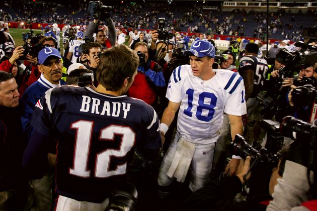 NFL: Peyton vs. Brady and the Most Anticipated QB Duels of the 2012 Season